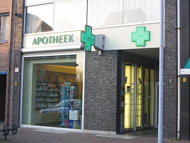オランダの薬局03